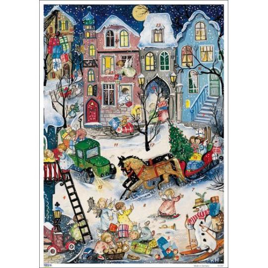 Angel Preparations Advent Calendar ~ Germany