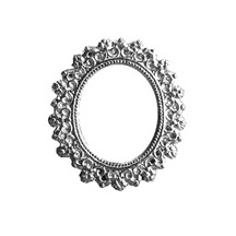 Silver Dresden Foil Frames ~ 5
