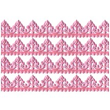 "Pink Dresden Baroque Trim ~ 1/2"" wide"