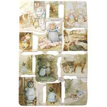 Beatrix Potter Tale of Pigling Bland Scraps ~ England