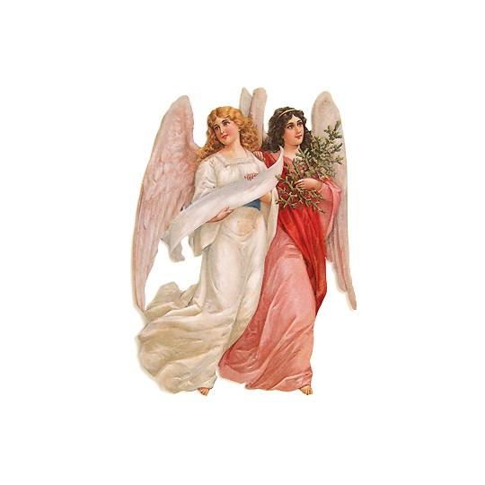 Large Angels Scrap ~ Germany
