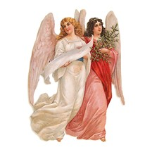 Large Angels Scrap ~ Germany