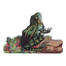 Large Frog Scrap ~ Germany