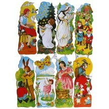 Charming Fairytale Scraps ~ Germany