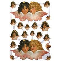 Mixed Angels Scraps ~ Germany