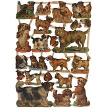 Puppy Dog Scraps ~ Germany