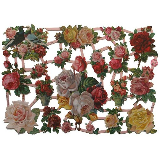 Pretty Roses Scraps ~ Germany