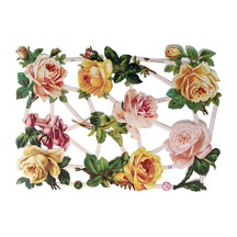 Pastel Roses Scraps ~ Germany ~ 2011