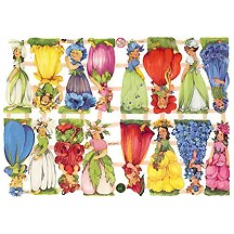 Pretty Petite Flower Girl Scraps ~ Germany ~ New for 2013