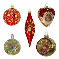 Handmade Ornaments ~ Limited Edition
