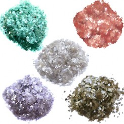 Mica Flakes + Colored Mica