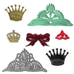 Crowns + Bows + Garnitures
