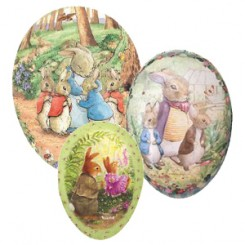 Peter Rabbit + Holly Pond Hill Easter Egg Containers