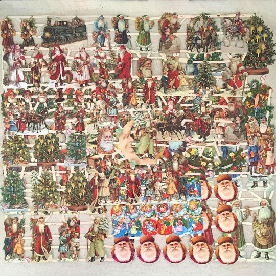 Christmas Master Scrap Pack ~ 14 Assorted Sheets