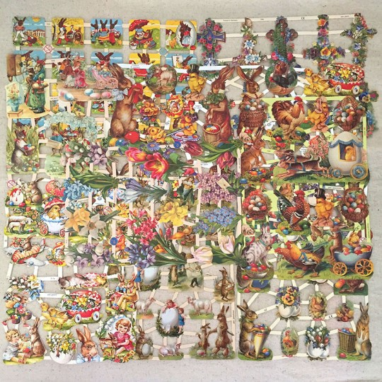 Easter Master Scrap Pack ~ 10 Assorted Sheets