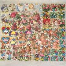 Valentines Master Scrap Pack ~ 11 Assorted Sheets