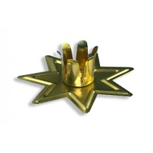 5 Star Tabletop Candle Holders ~ Made in Germany