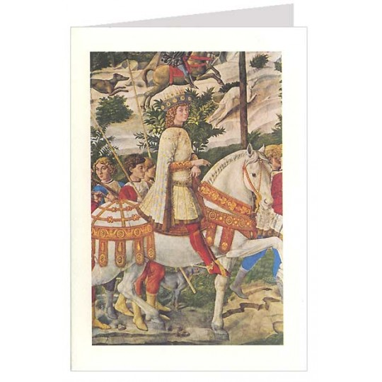 Journey of the Magi Christmas Card ~ Rossi Italy