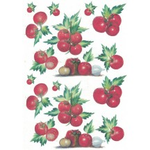 Mixed Tomatos Rice Paper Decoupage Sheet ~ Italy