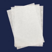"""Blank Printable Rice Paper for Decoupage ~ 3 Sheets in Size A4 8.27"""" × 11.69"""" ~ Italy"""