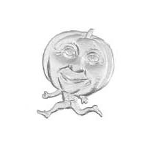 Silver Dresden Running Pumpkins ~ 16