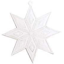 White Paper Dresden Diamond Stars ~ 4