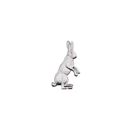 Silver Dresden Foil Bunnies ~ 6