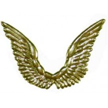 Celestial Gold Dresden Angel Wings ~ 10