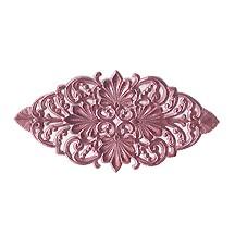 Pink Dresden Foil Flourishes ~ 4