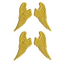 Gold Dresden Half Wings ~ 12
