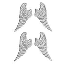 Silver Dresden Half Wings ~ 12