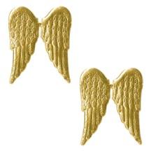 Gold Dresden Half Wings ~ 24