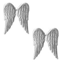 Silver Dresden Half Wings ~ 24