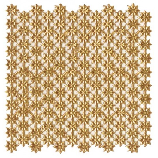 Gold Classic Dresden Stars ~ 240