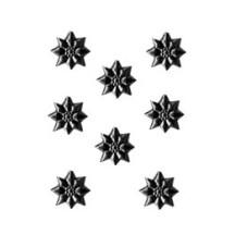 Black Classic Dresden Stars ~ 240
