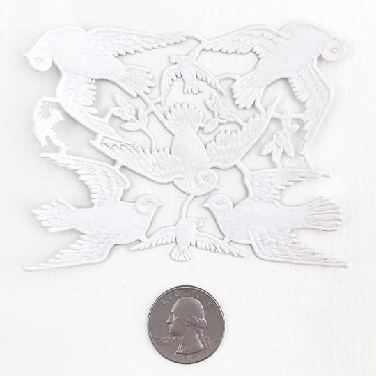 White Paper Dresden Doves ~ 8 Asst.