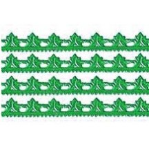 "Green Dresden Scrolled Point Trim ~ 5/16"" wide"