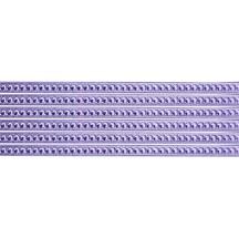 "Super Petite Light Purple Raised Dot Dresden Trim ~ 1/8"" wide"