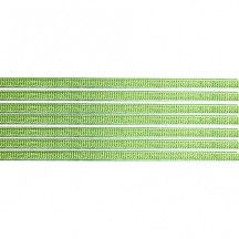 "Super Petite Light Green Ribbed Dresden Trim ~ 1/8"" wide"