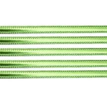 """Light Green Beaded Edge Dresden Foil Trim ~ 3/16"""""""