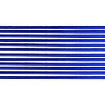 """Super Petite Dark Blue Beveled Dresden Trim ~ 1/16"""" wide"""