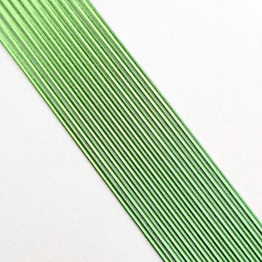 "Super Petite Light Green Beveled Dresden Trim ~ 1/16"" wide"