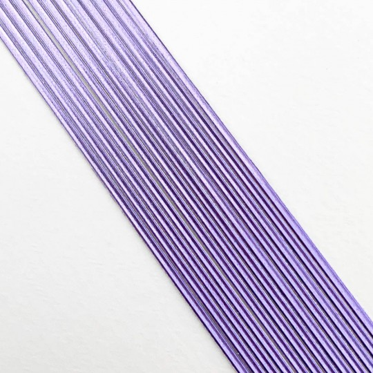 "Super Petite Light Purple Beveled Dresden Trim ~ 1/16"" wide"