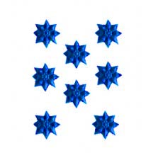 Dark Blue Classic Dresden Stars ~ 240