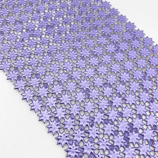 Light Purple Classic Dresden Stars ~ 240
