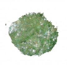 2 oz. Natural Mica Flakes ~ Grass Green