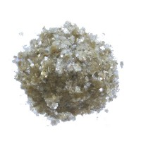 2 oz. Natural Mica Flakes ~ Pale Gold