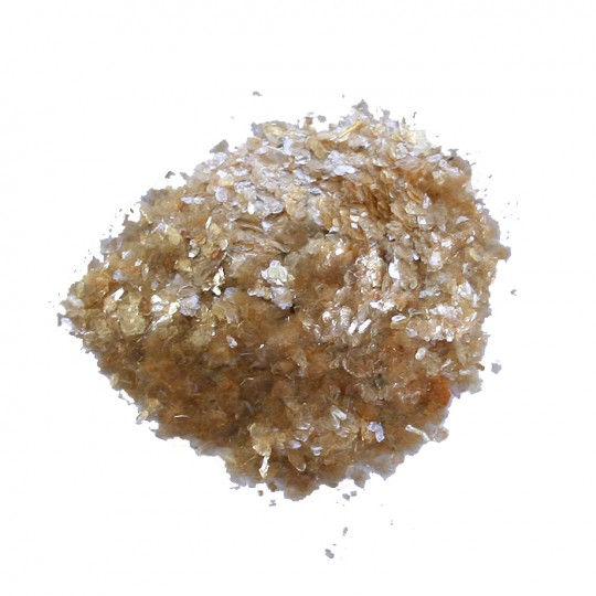 2 oz. Natural Mica Flakes ~ Pumpkin Spice