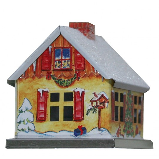 Santa House Incense Smoker ~ Germany
