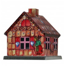 Gingerbread House Incense Smoker ~ Germany